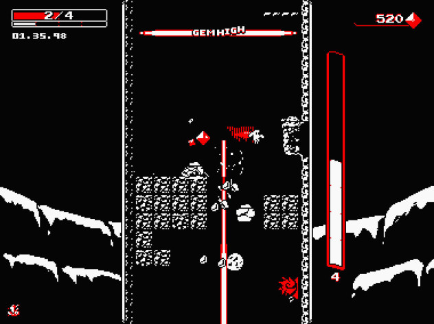 Screenshot 4 - Downwell