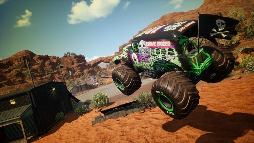 Screenshot 2 - Monster Jam Steel Titans