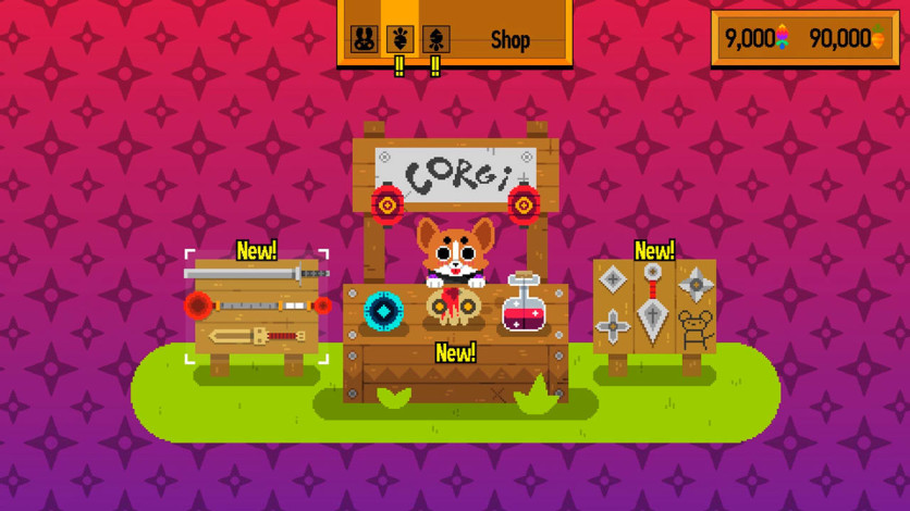 Screenshot 2 - Ninjin: Clash of Carrots