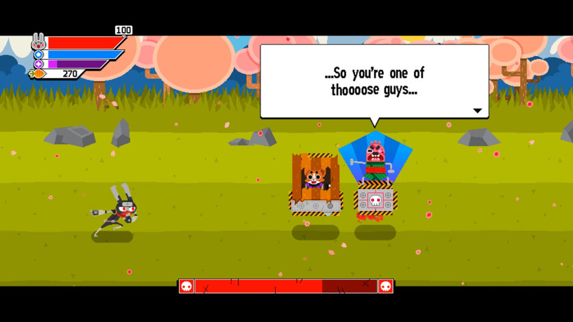 Screenshot 7 - Ninjin: Clash of Carrots