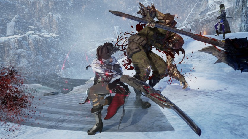 Screenshot 10 - CODE VEIN