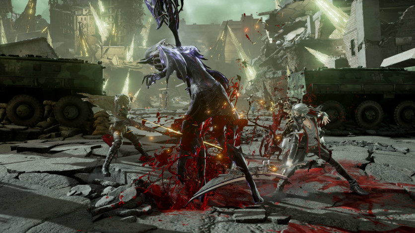Screenshot 11 - CODE VEIN - Deluxe Edition