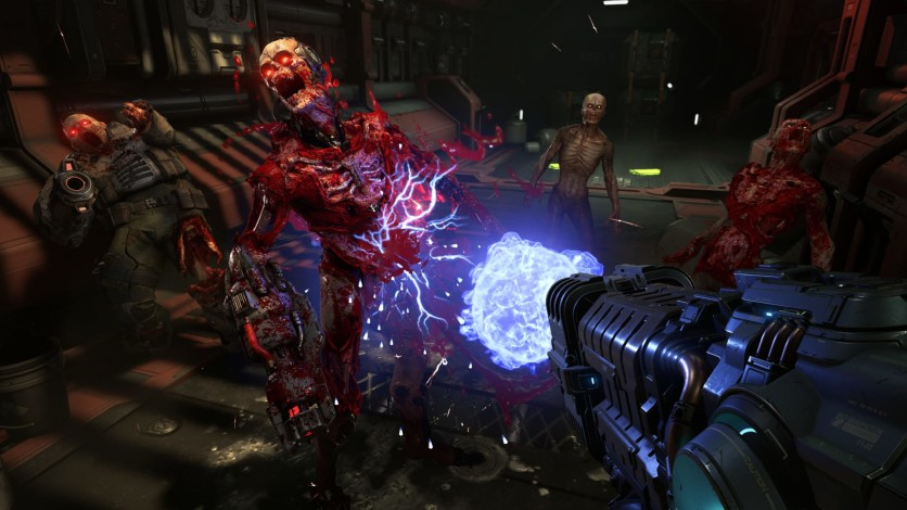 Screenshot 6 - DOOM Eternal - Deluxe Edition - Steam