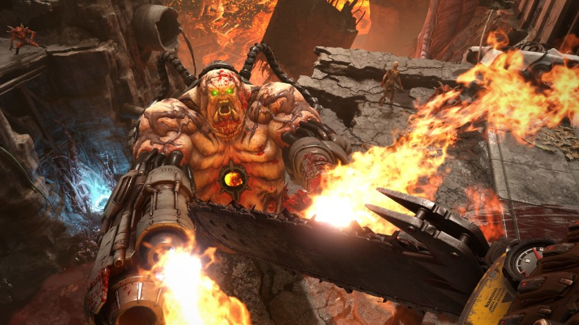 Screenshot 7 - DOOM Eternal - Deluxe Edition - Steam