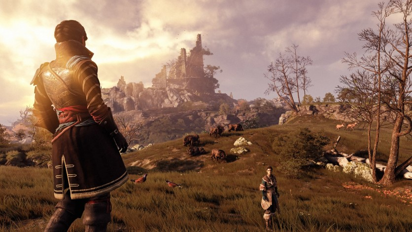 Screenshot 3 - GreedFall