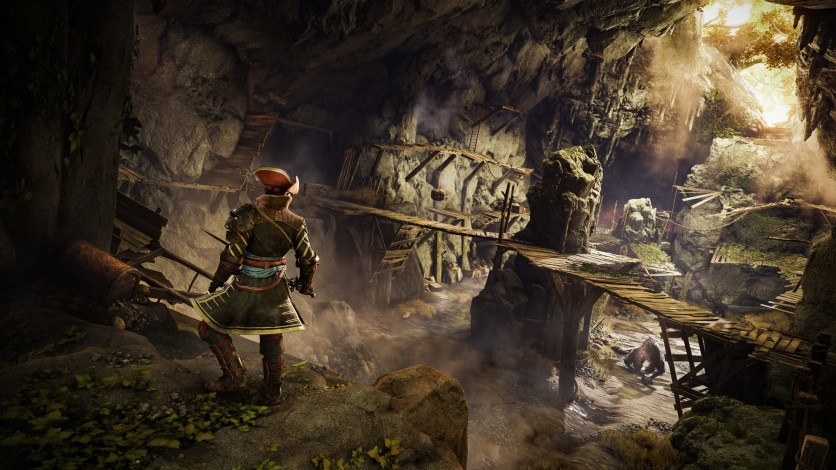 Screenshot 4 - GreedFall