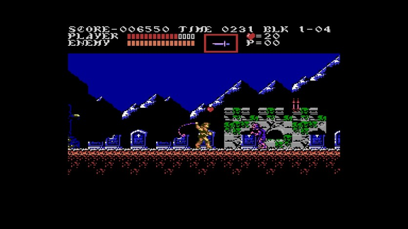 Screenshot 4 - Castlevania Anniversary Collection