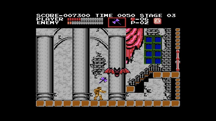 Screenshot 5 - Castlevania Anniversary Collection