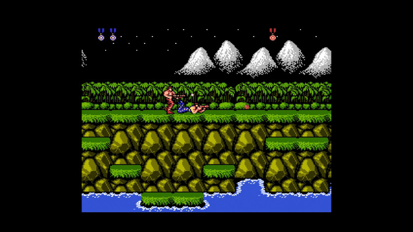 Screenshot 8 - Contra Anniversary Collection