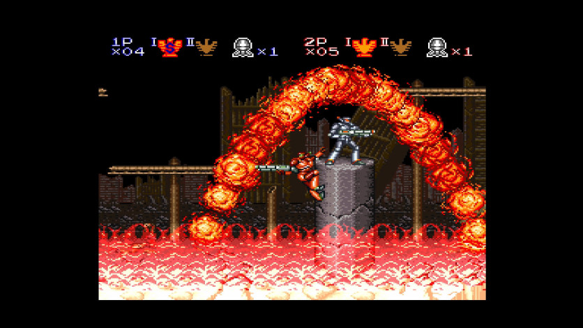 Screenshot 7 - Contra Anniversary Collection