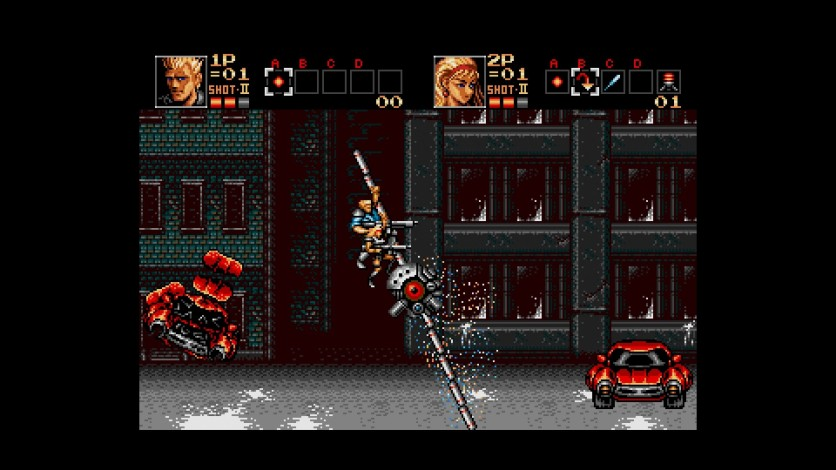 Screenshot 3 - Contra Anniversary Collection