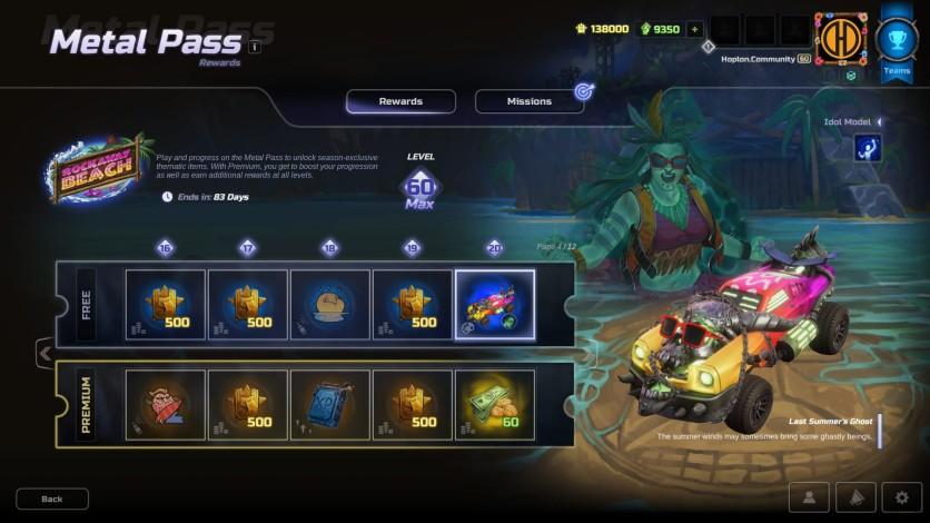 Screenshot 5 - HMM Metal Pass Premium Season 5 + 20 Levels