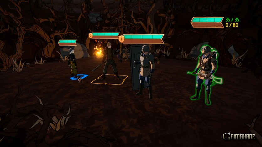 Screenshot 2 - Grimshade
