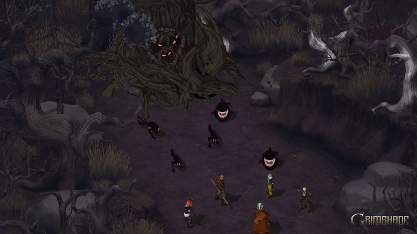 Screenshot 4 - Grimshade