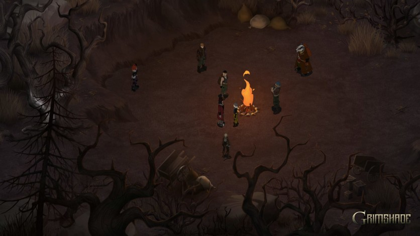 Screenshot 3 - Grimshade
