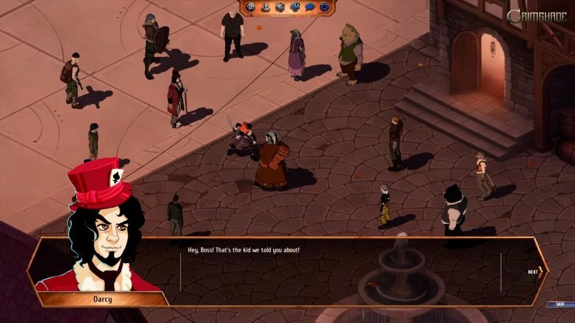 Screenshot 5 - Grimshade