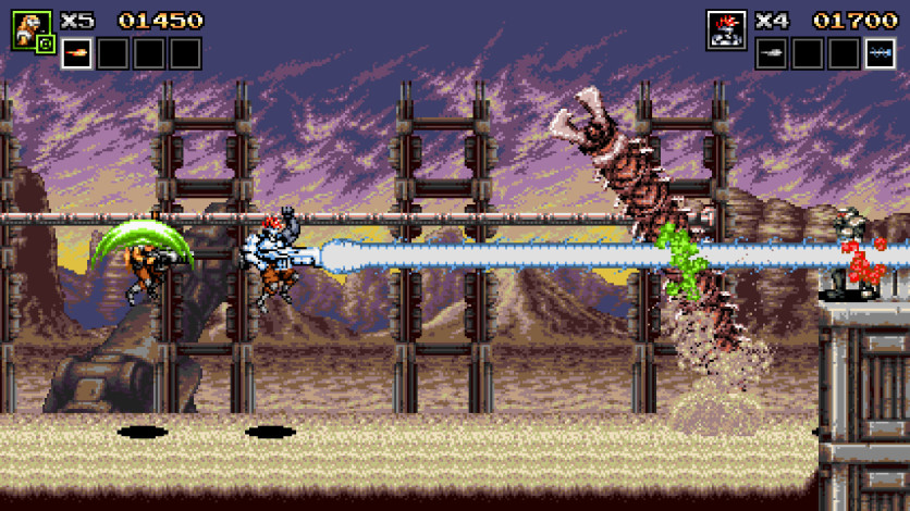 Screenshot 4 - Blazing Chrome