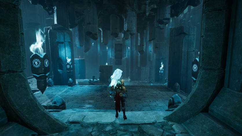 Screenshot 9 - Darksiders III - Keepers of the Void