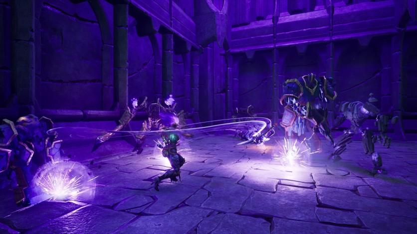 Screenshot 4 - Darksiders III - Keepers of the Void