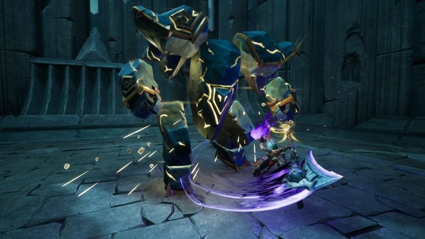 Screenshot 10 - Darksiders III - Keepers of the Void
