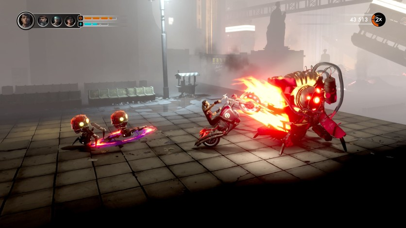 Screenshot 5 - Steel Rats