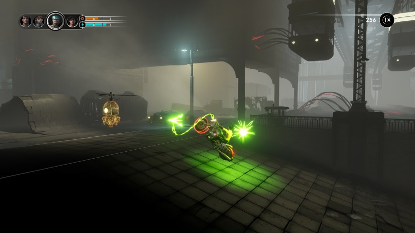 Screenshot 17 - Steel Rats