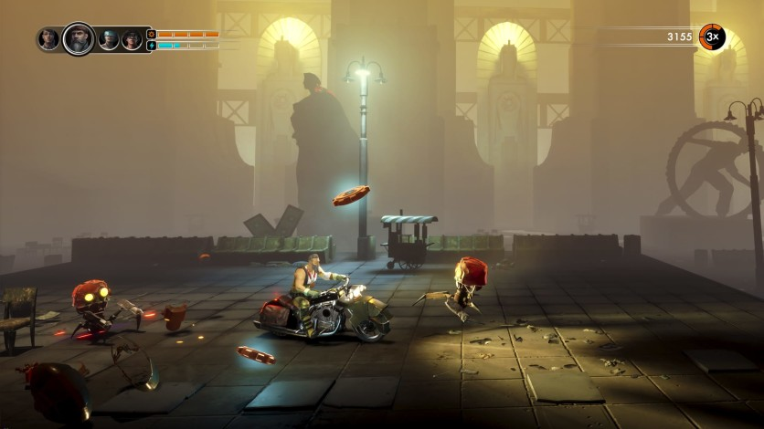 Screenshot 15 - Steel Rats