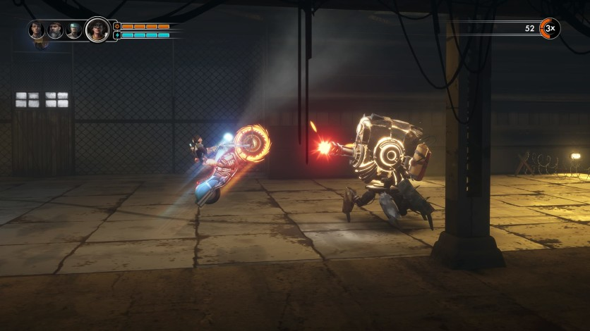 Screenshot 7 - Steel Rats