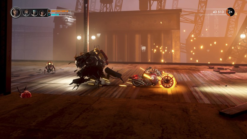 Screenshot 6 - Steel Rats
