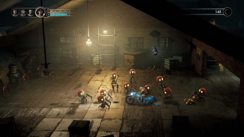 Screenshot 2 - Steel Rats