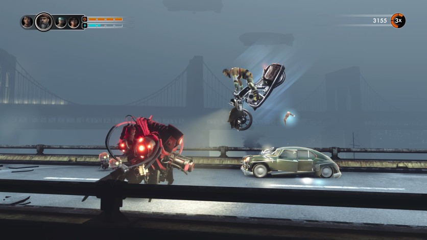 Screenshot 13 - Steel Rats