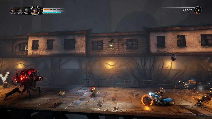 Screenshot 9 - Steel Rats