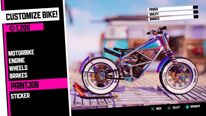 Screenshot 3 - Urban Trial Playground