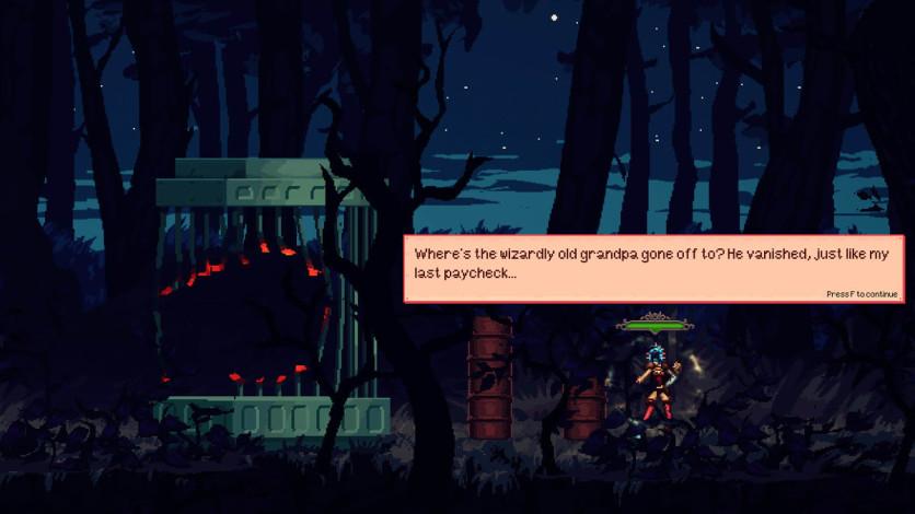 Screenshot 5 - Warlocks 2: God Slayers