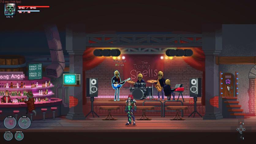 Screenshot 7 - Warlocks 2: God Slayers