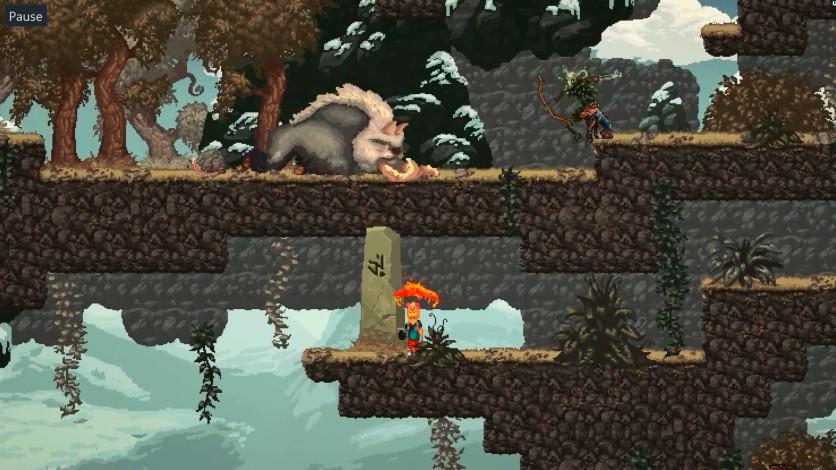 Screenshot 4 - Warlocks 2: God Slayers