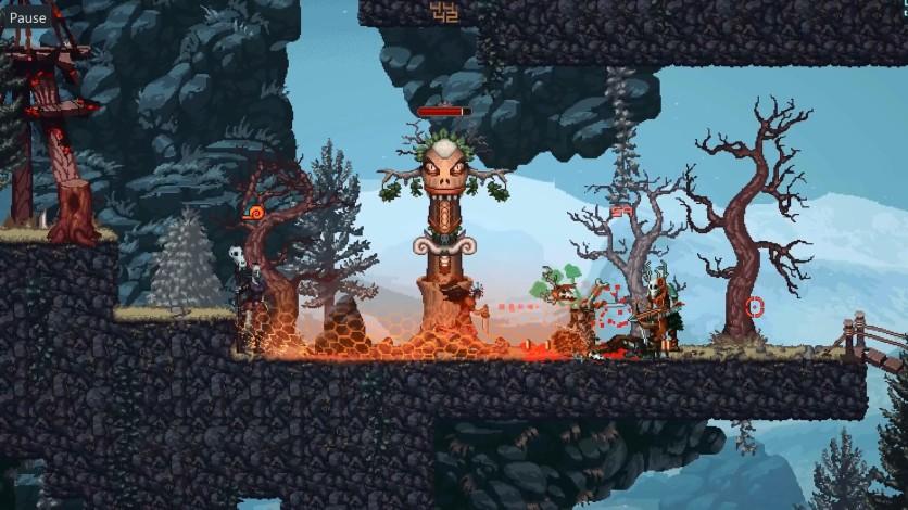 Screenshot 2 - Warlocks 2: God Slayers