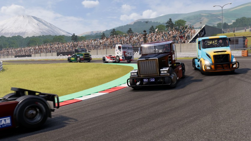 Screenshot 2 - FIA European Truck Racing Championship