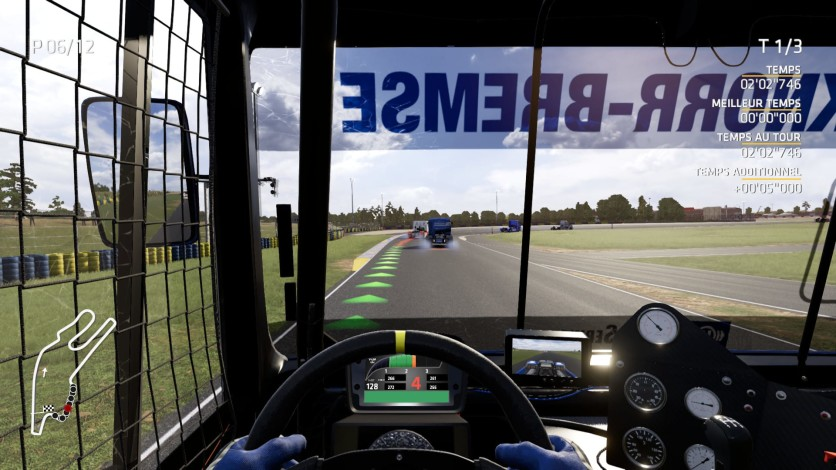 Screenshot 10 - FIA European Truck Racing Championship