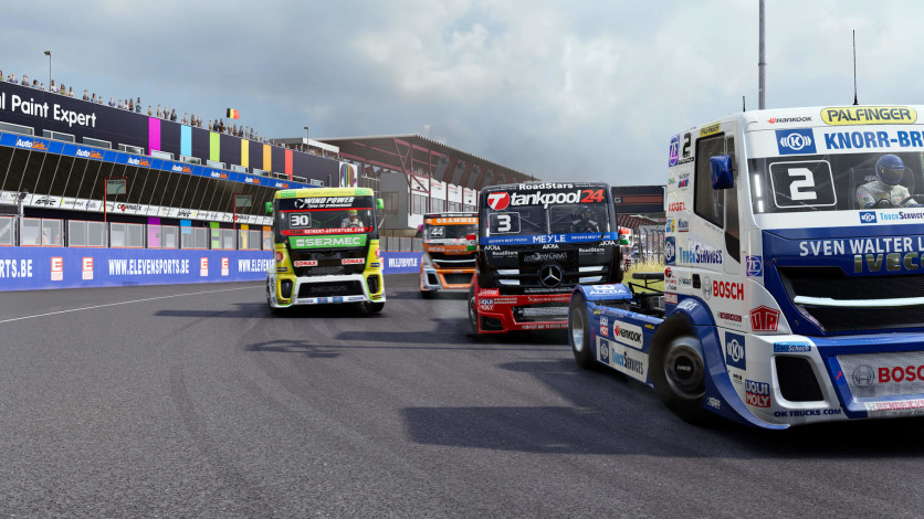 Screenshot 3 - FIA European Truck Racing Championship