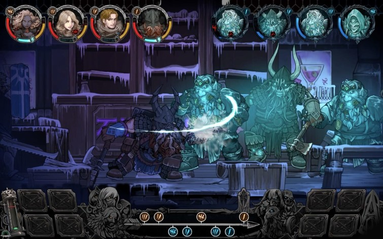 Screenshot 6 - Vambrace: Cold Soul