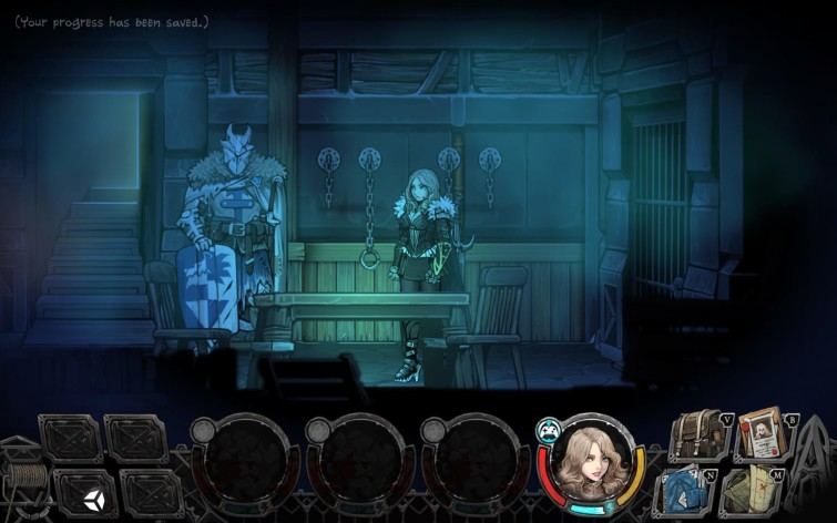 Screenshot 5 - Vambrace: Cold Soul
