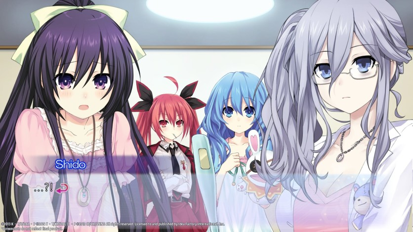Screenshot 9 - DATE A LIVE: Rio Reincarnation