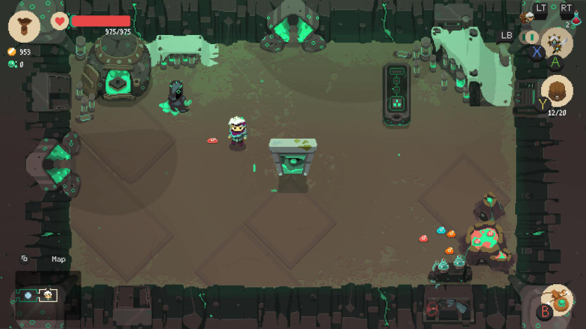 Screenshot 6 - Moonlighter - Between Dimensions