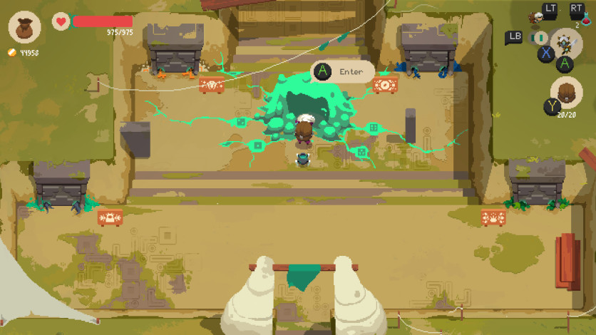 Screenshot 3 - Moonlighter - Between Dimensions