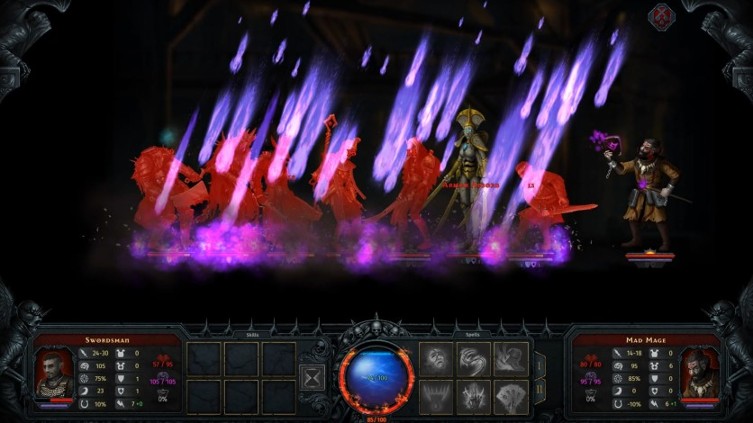 Screenshot 3 - Iratus: Lord of the Dead