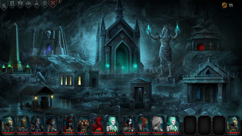 Screenshot 2 - Iratus: Lord of the Dead