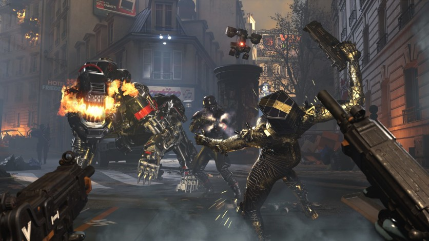 Screenshot 7 - Wolfenstein: Youngblood