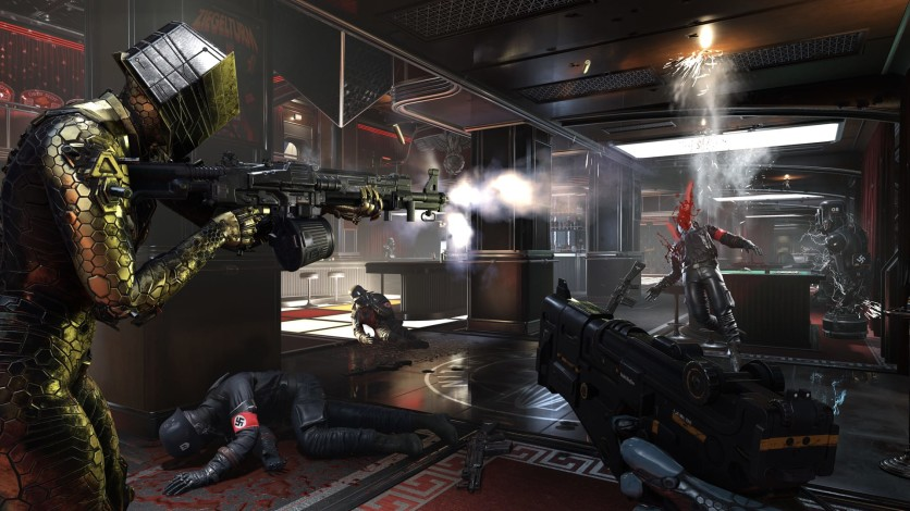 Screenshot 9 - Wolfenstein: Youngblood