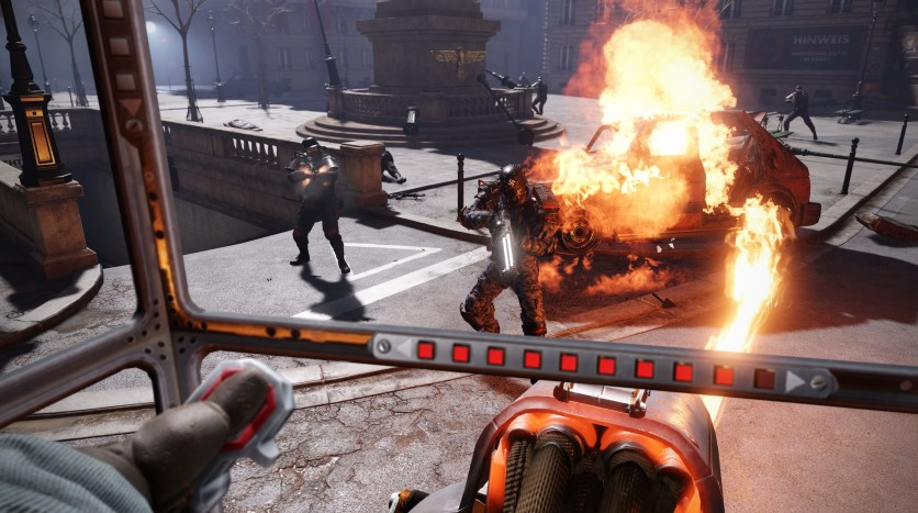 Screenshot 6 - Wolfenstein: Cyberpilot